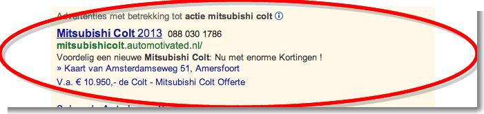 actie mitsubishi colt - Google zoeken