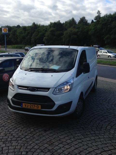 Ford Transit kopen