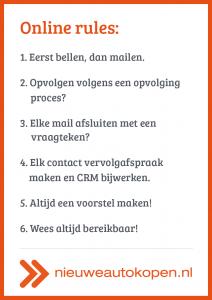 Online Rules Nieuweautokopen.nl