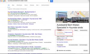 Google ZMOT Hyundai reviews