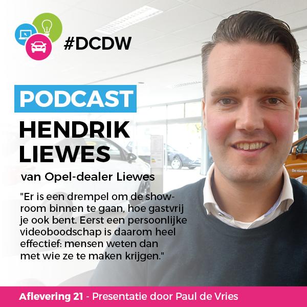 Hendrik Liewes