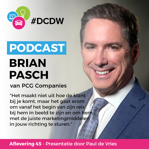 Brian Pasch Podcast