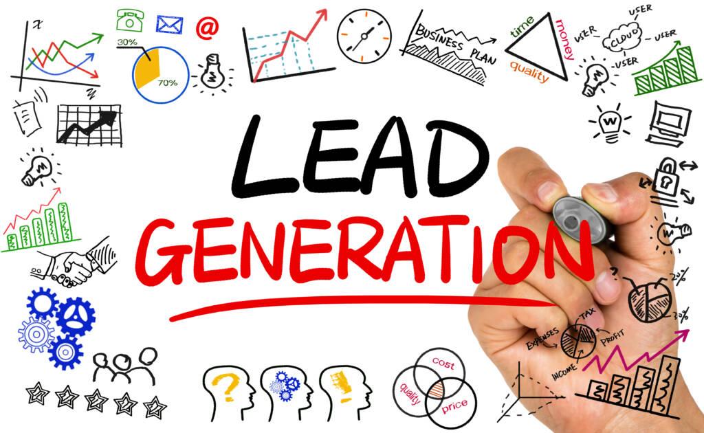 Een lead is eigenlijk een vraag niet beantwoord!